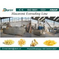 Wholesale CE Certified Macaroni / Pasta / Spaghetti Making Machine / Small Pasta Production Line from china suppliers