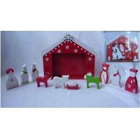Quality Holiday & Christmas gifts, decorations, hot sale wooden nativity sets, promotional gifts for sale