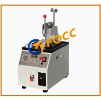 Wholesale Central Pressure Fiber Optic Polishing Machine For Rework / Ferrule Polishing from china suppliers