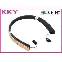 Wholesale Wireless Neckband Headphones with 18 Hours Play Time for Cellular Mobile Phone from china suppliers