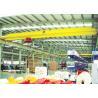 Buy cheap LDA model electric hoist single beam overhead bridge crane 3 ton 5ton 10ton 15ton 20ton from wholesalers