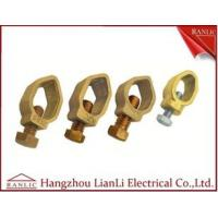 Wholesale Bronze Earthing Rod to Cable G Clamp 9mm 12mm 14mm 15mm of Thread Rod from china suppliers