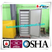 Wholesale Metal Moisture Proof  Fireproof Locking File Cabinet Vertical Multi Drawers from china suppliers