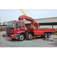 Wholesale SINOTRUK Truck Mounted Crane  16Ton /16000KG  Knuckle Truck Crane from china suppliers
