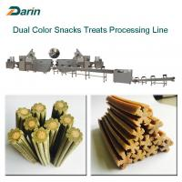 Buy cheap Dog Treats/Dog Chewing/Detal Care treats  Food Production Line from wholesalers