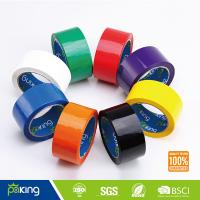 Wholesale Factory Directly Sale Single Sided 48mm Color Adhesive OPP Carton Packing Tape from china suppliers