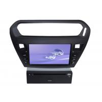 Wholesale Car GPS Radio Citroen DVD Player for Elysee Support Steering Wheel Control from china suppliers