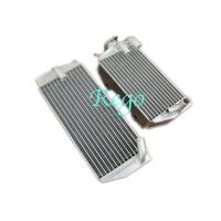 Wholesale Motorcycle Aluminum Radiator Cooling For SUZUKI RMZ450 2005 from china suppliers