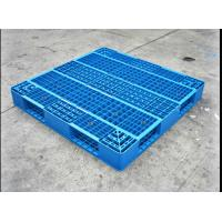 Wholesale Customized Industrial Reusable Plastic Pallets For Transportation / Storage from china suppliers