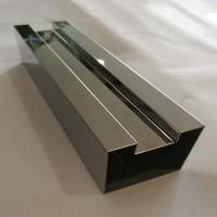Wholesale RAILING GLASS PROFILE METAL STAINLESS STEEL CHANNEL CHINA SUPPLIER from china suppliers