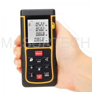 Wholesale 229ft Laser Distance Meter Rangefinder 70m Digital trena Laser Range Finder Area-volume from china suppliers