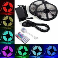 Wholesale 15mmX7.5mm 12 Volt Led Rope Lights Bright RGB LED Beads Highlight And Durable from china suppliers