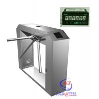 Wholesale Rfid Card Tripod Turnstile Gate With Counter For Visitor Magement System from china suppliers