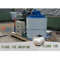Wholesale Large Daily Capacity Commercial Flake Ice Machine Fresh Water 10 Tons - 30 Tons from china suppliers