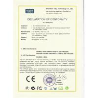 3C-LINK TECHNOLOGY CO.,LTD Certifications