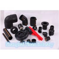 Quality PE pipe Fitting hdpe valves Construction Socket Pipe Plugging Water pipe Fitting for sale