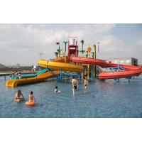Wholesale Giant Water Playground Equipment , Children Water Playground from china suppliers