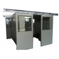 Wholesale Movable Hospital Dust Air Shower Tunnel Two Side Blowing , High Speed 25m/s from china suppliers