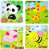 Wholesale Children Wooden Puzzle from china suppliers
