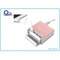 Quality 4 Ports Multiple USB Quick Charger Desktop Charging Station with QC 3.0 Support for sale