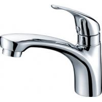 Quality Custom One Hole Single Cold Basin Tap Faucets For Under Counter Basin for sale