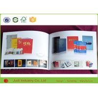 Wholesale Flyer Premium Colour Brochure Printing Digital Proofs With Hot Foil / Embossing from china suppliers