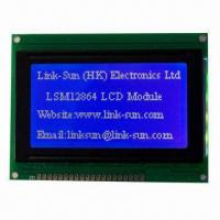 Wholesale Graphic LCD Modules with Negative Mode from china suppliers