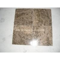 Wholesale China Coffee Brown Marble Tiles, Natural Coffee Marble Tiles from china suppliers
