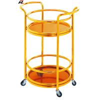 Wholesale Ti-gold Stainless Steel Drink Trolleys from china suppliers