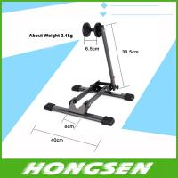 Buy cheap Replaceable cycle accessories PC bike stand bicycle display rack from wholesalers
