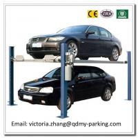Wholesale On Sale! Cheap Double Car Parking System Four Post Parking Lift Garage Parking Equipment from china suppliers