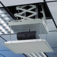 Wholesale Ceiling Mounted 200cm automated projector lift , motorised projector lift 110v - 240v from china suppliers