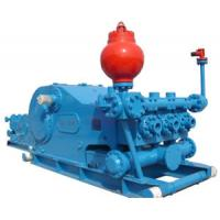 Buy cheap API Oilfield F1600 Horizontal 3 cylinder single acting piston Drilling Mud PUMP with reliable quality &competitive price from wholesalers