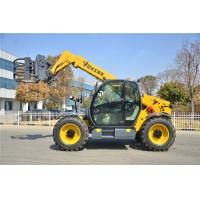 Wholesale Yellow Small Telescopic Forklift Versatile Lifting Handling Equipment High Efficiency from china suppliers