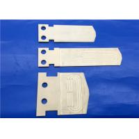 Wholesale Precision Advanced Technical Ceramics , High Temperature Abrasive Resistance Semiconductor Ceramic Arm with Slot from china suppliers
