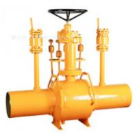 Wholesale One Piece Fully Welded Ball Valve / Full Bore Ball Valve Abrasion Resistance from china suppliers