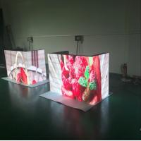 Wholesale advertising Led Mobile Billboard p2.5mm high resolution SMD full color screen from china suppliers