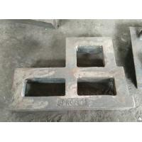 Wholesale Custom Manganese Steel Crusher Wear Parts for Crusher , High Mn Steel from china suppliers
