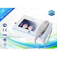 Wholesale 2 In 1 Face / Body Wrinkle Removal Hifu Machine Portable Hifu Equipment from china suppliers