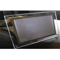 Wholesale Wall-Mounted Acrylic Crystal LED Light Box 24v , Poster Outdoor LED Light Box from china suppliers