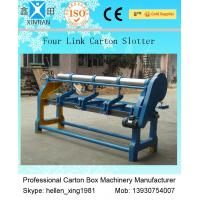 Wholesale Cast Iron Carton Corrugated Board Slotting Printing And Cutting Machine from china suppliers