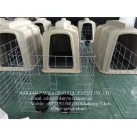 Wholesale Plastic Calf Hutch With Stainless Steel Fence And Cow Cubicles For Dairy Farm from china suppliers