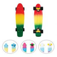 Wholesale 22 Plastic fish Customized Skateboard for Christmas from china suppliers