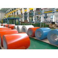 Buy cheap PPGI , Hot Dipped Galvanized Steel Sheet , Painting Galvanized Steel Roofing thickness from 0.25-0.8mm from wholesalers