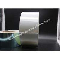 Quality High Barrier Transparent BOPP Food Packaging Film 2 % - 10 % Shrinkage Rate for sale