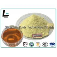 Wholesale Natural Growth Hormone Trenbolone Enanthate 99% Assay Enterprise Standard from china suppliers