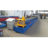 Wholesale 75mm Automatic Roll Shutter Door Frame Forming Machine for 0.8-2.0mm with PLC Control from china suppliers