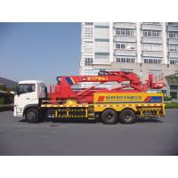 Boom Type Under Bridge Inspection Equipment Dongfeng Chassis 6x4 245HP / 270HP