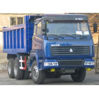 Wholesale Sinotruk Heavy Duty Tipper Trucks Right Hand Driving 336 HP Tri Axles Front Lifting from china suppliers