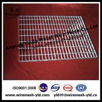 Wholesale Hot-dipped galvanized steel grating , Steel grid plate from china suppliers